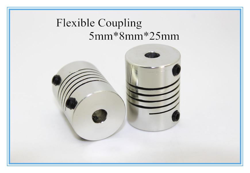 Муфта для соединения валов 1 3D /Shaft 5 * 8 * 25 5mm*8mm*25mm 70ktyz ac 220v 110v 0 19a 30w 8mm shaft diameter synchronous gear motor 30rpm 35rpm 40rpm 70rpm