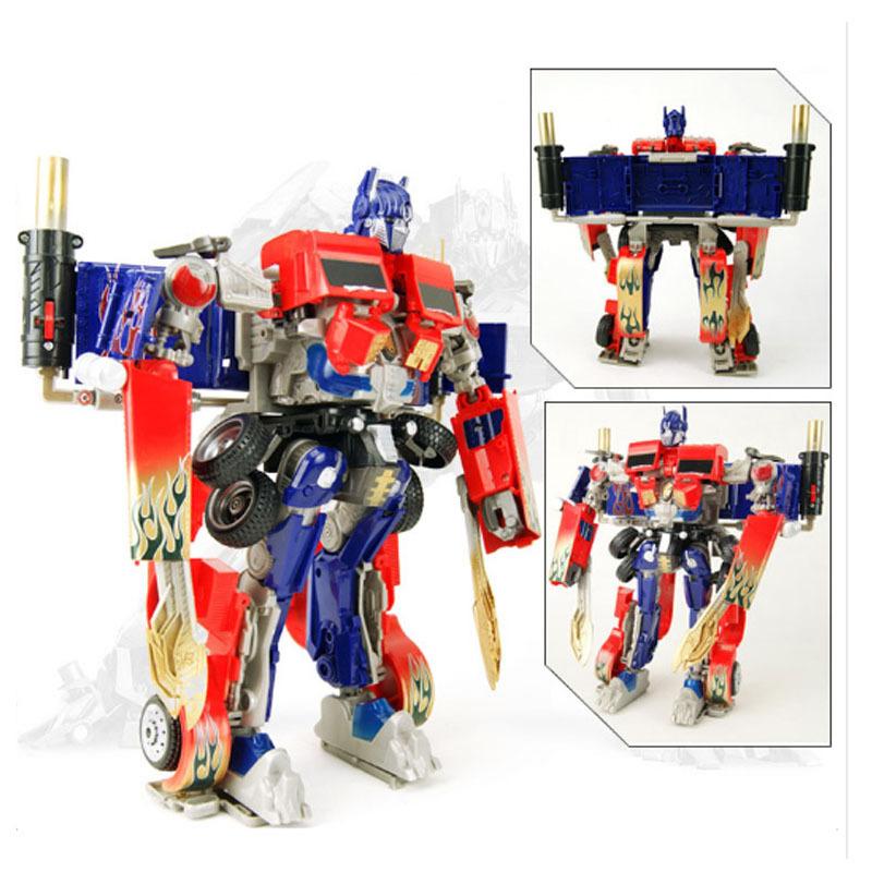 Optimus Prime Robot Car