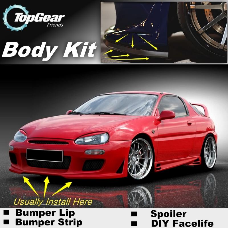 Передняя юбка обвеса TG-Lip Mazda MX/3 MX 3 MX3 AZ3 az/3 Precidia /top Gear девелопер mx 560gv