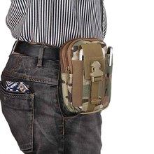 9 colori!  Outdoor military tactical belt uomini di sacchetto della vita portatile resistente all'acqua del telefono mobile wallet travel pacchetto della vita di sport  (China (Mainland))