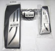 3 шт./компл. газ топлива тормозная подножка педаль плиты колодки AT для F30 F31 316i 318d 318i 320i 328i 335i 3-series LHD