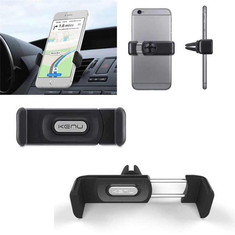 Hot Sale Universal Car Outlet Universal Phone Holder Car Air Vent For Cell Phone Drop Shipping PA-0147(China (Mainland))