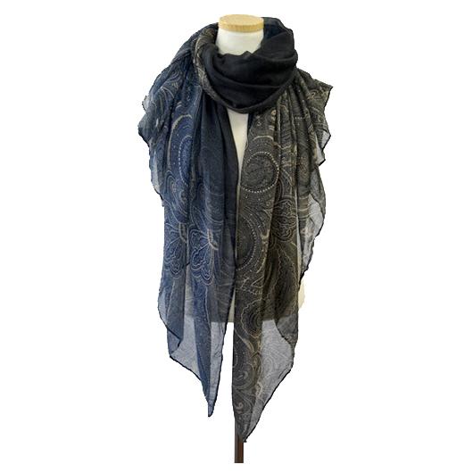 2015 New fashion Paisley printted 100% cotton silk scarf for women spring summer shawl wraps bufanda lencos de seda HOT SELL(China (Mainland))