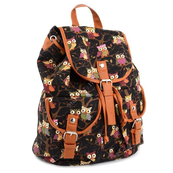 Shoulder Book Bag Pattern 5