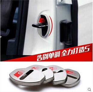 Наклейки Xiao VW Volkswagen AUDI A1 A3 A4 A5 A7 A8 Q3 Q5 Q7 рамка для номера audi a1 a3 a5 a6l q5 q7 a7 a4l