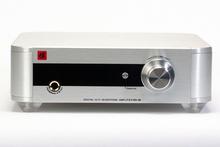 POPU DH30 D-Class Headphone/Earphone High Power Table Amplifier Input USB/Coaxial/Optical 6.35mm Output 2.8W+2.8W AC220V/50Hz(China (Mainland))