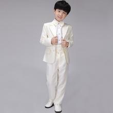 Smoking traje para la boda niño niños trajes formales para niños chicos se adapte para bodas vestido de cumpleaños del bebé(China (Mainland))
