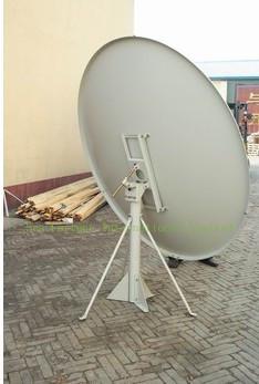 TV antenna/ Ku Band Offset 150cm 59 inch Satellite TV Dish offset antenna ,Drop Shipping(China (Mainland))