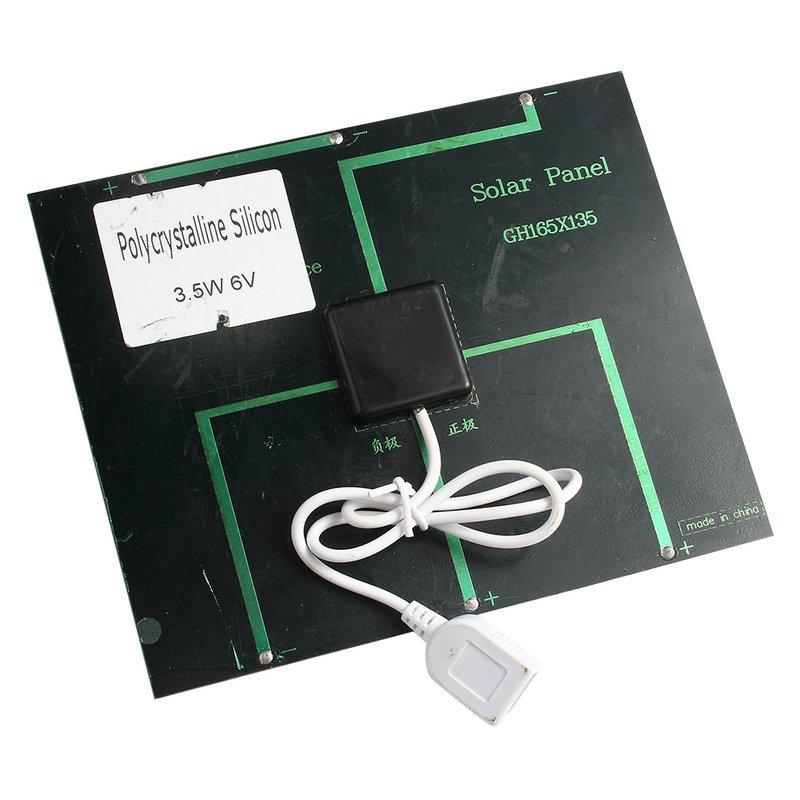 Battery panneau solaire pour