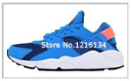 Free shipping unisex arctic blue orange sports running shoes wmns hyper red vivid red trainer shoes unisex athletic shoes 36-46(China (Mainland))