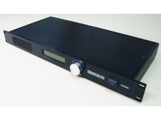 Professional CZE-T501 0-50W adjustable FM stereo transmitter broadcast radio station + 1/4 wave GP antenna(China (Mainland))