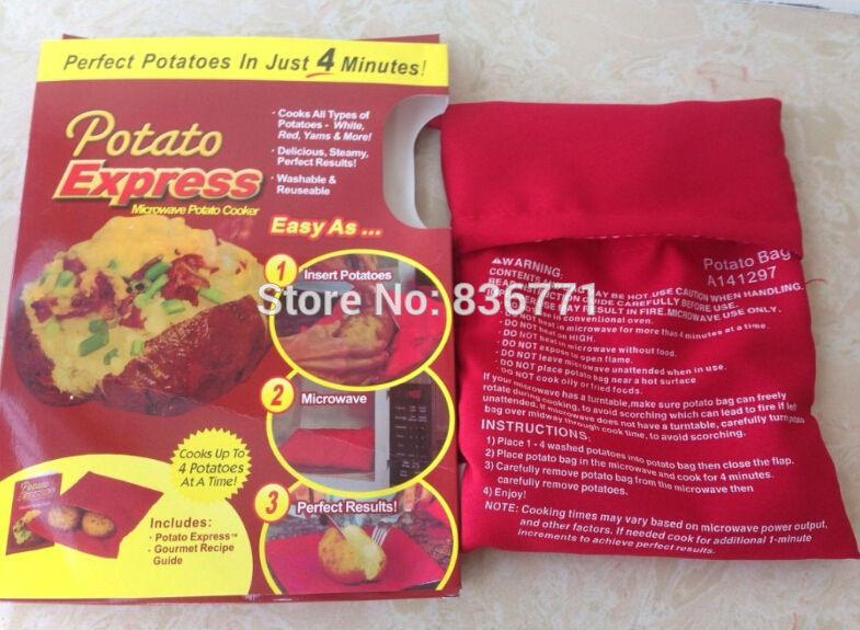 Oven Bag Potatoes Whole Sale Red Potato Bag