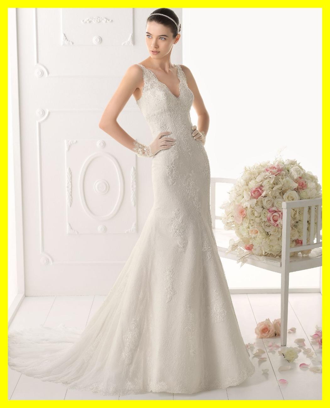 Tamaño más barato vestido de traje de novia