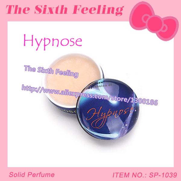 Free shipping!Solid perfume Grasse brands perfumes women Hypnose original parfum(China (Mainland))