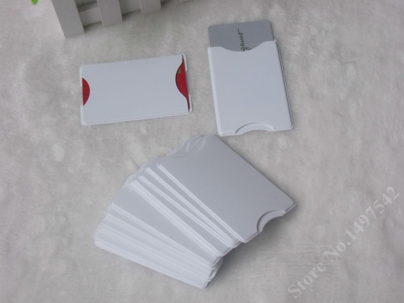 Free shipping 10pcs business PVC hard plastic cards holder , Credit Card Protector,waterproof storage to bank cards ,OEM welcome(China (Mainland))