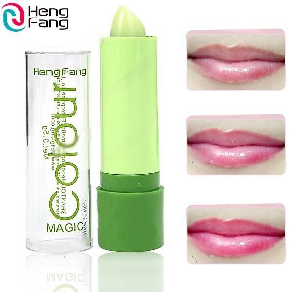 Tumbie HENG FANG Moisturizing Gradient Lip Pomade Lip Stick Lip Balm Lipstick Lip Care Cosmetic for Lady BCI-292244(China (Mainland))