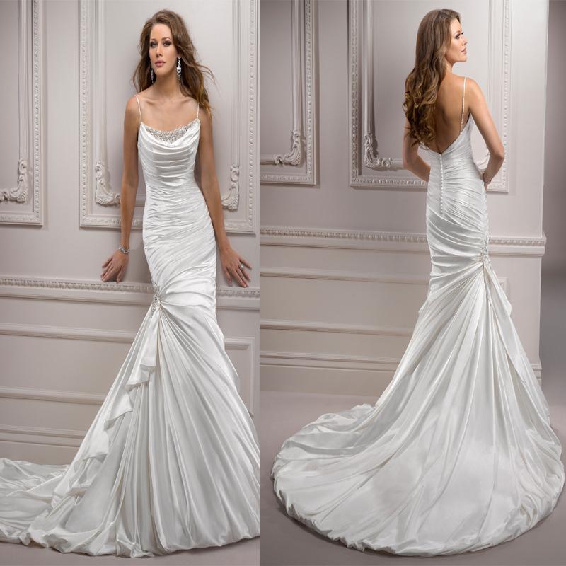 Taffeta Wedding Gowns 91 Superb