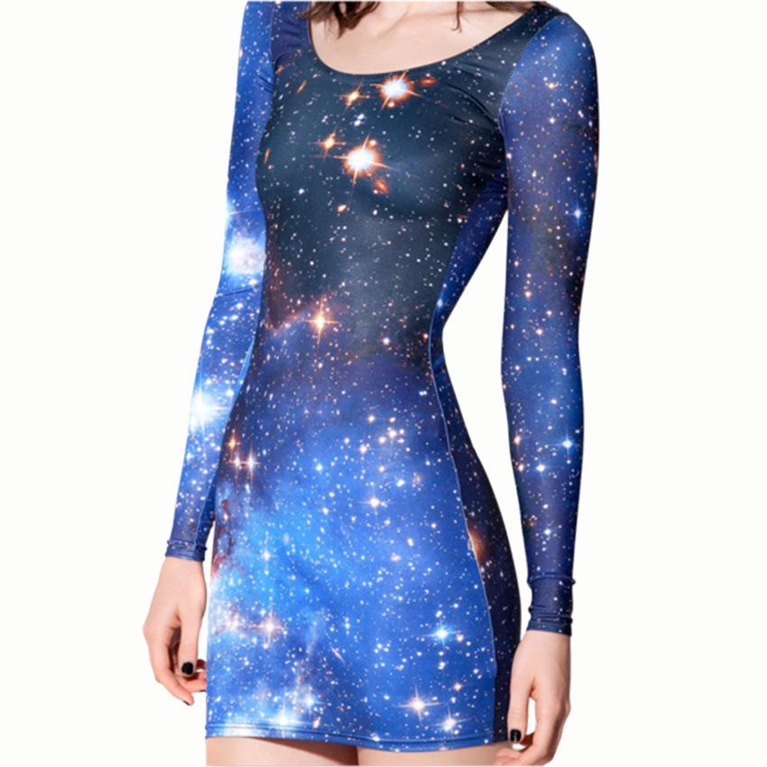 Космическое Платье Купить