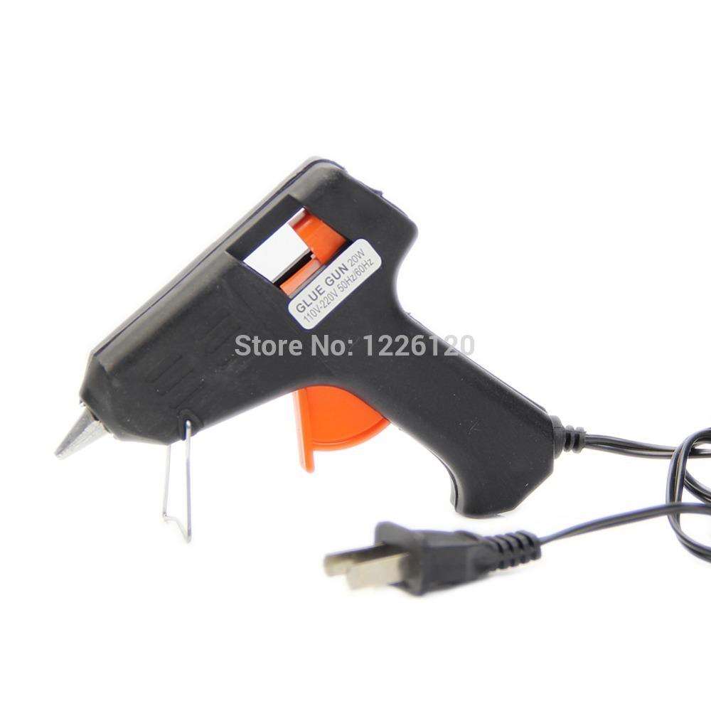 C18 Free Shipping 1PC Electric Glue Gun Craft Album Repair Tool