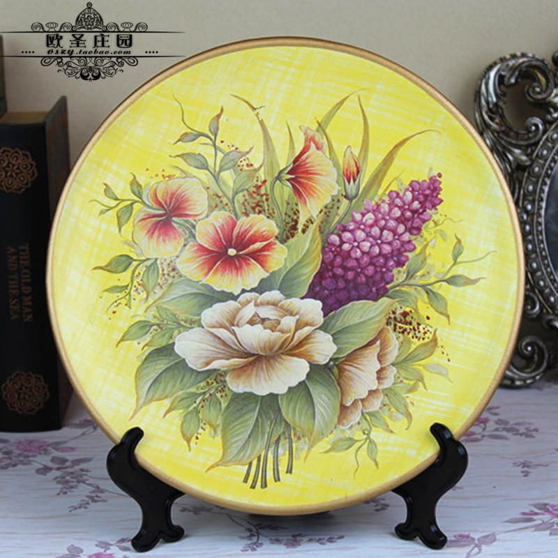 Ceramic Wall Plates Ceramic Decoration Plate