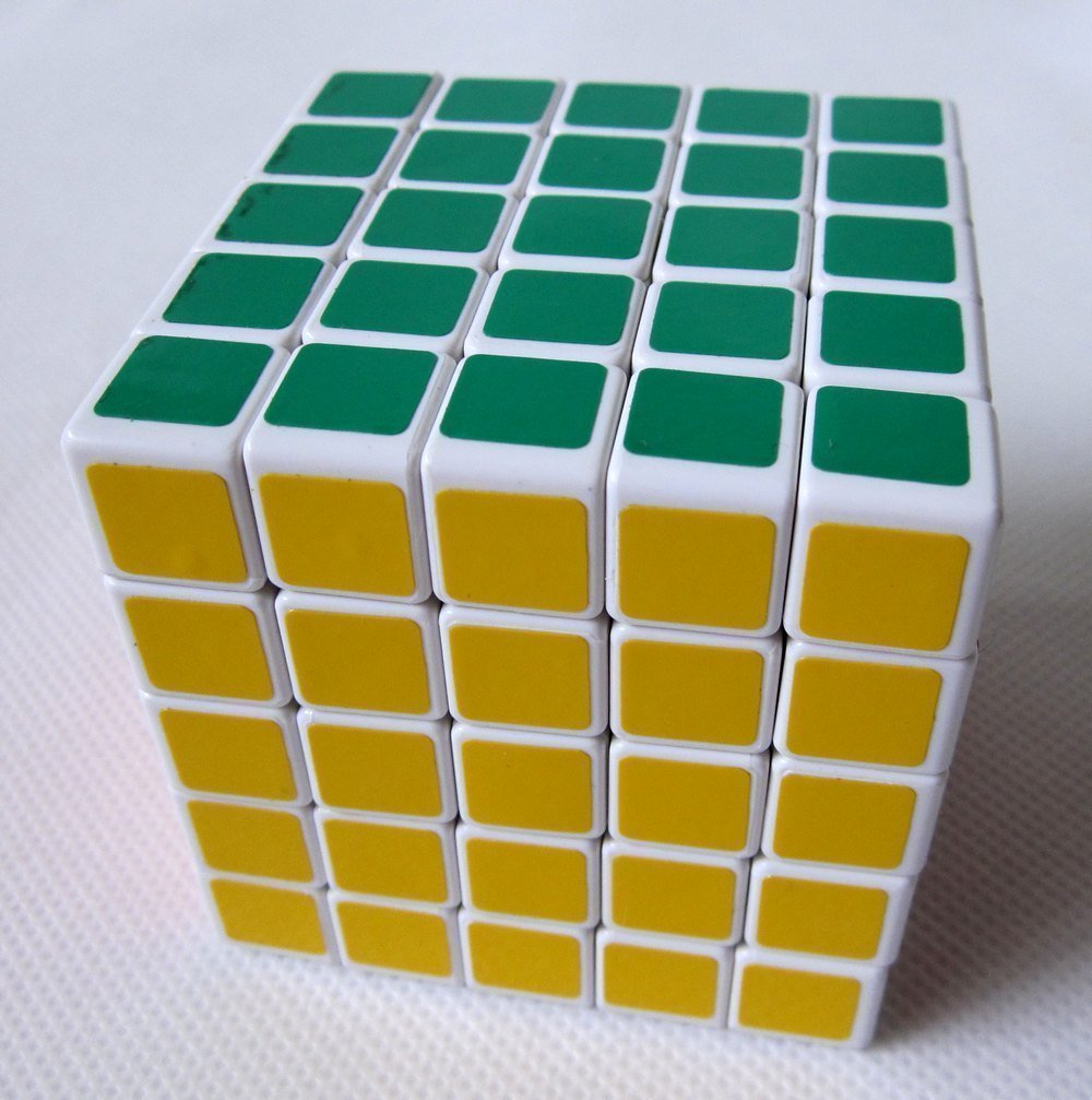 2015 Brand New 5x5x5 6.5cm V III Speed Magic Cube Puzzle Educational Toy Special Toys(China (Mainland))