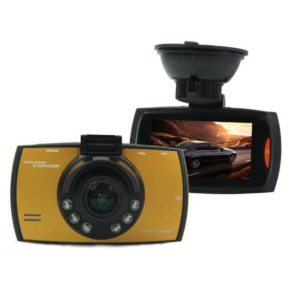 High Quality S550A Full HD Car DVR 170 Degree View Angle Cycle Recording H.264 HDMI Video Recorder 1 pcs 1pcs(China (Mainland))