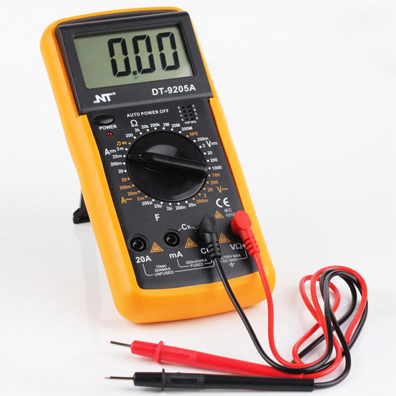 High Precision Multimeter Digital Avometer Home Appliance Repair Test Tools OS409(Hong Kong)