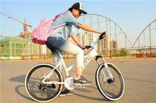 Wholesale aluminum alloy 24 inch bike ms ten-speed bicycle disc brake (China (Mainland))