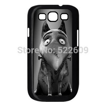 Custom TPU Cell Phone Case For Samsung Galaxy S3 i9300 Cool Frankenweenie Movie Phone Cases(China (Mainland))