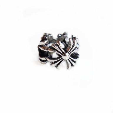 Серебро бусины подвески европейский серебро крестики полые бусины Fit пандора своими руками Fit браслеты и браслеты