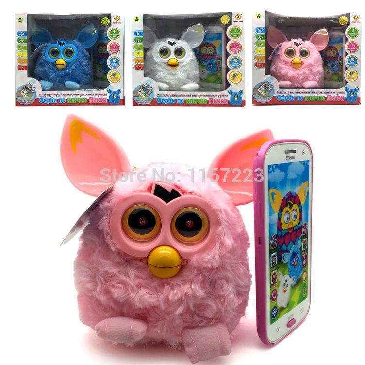 Детское электронное домашнее животное No 2015 Furbiness детское электронное домашнее животное phoebe 2015 firbi ferbi furbiness ferbi boom