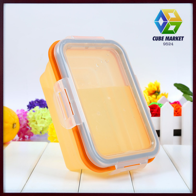 Collapsible Airtight Food Storage Containers, Freezer to Oven Safe(China (Mainland))