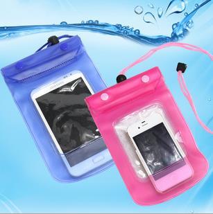 Hot Sale Mobile Phone Waterproof Bag Case Cover Underwater Touch Water proof Mobile Phone Accessories for LG Optimus T(China (Mainland))
