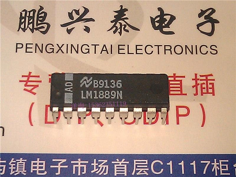 Lm1889n. тв модулятор ic. в