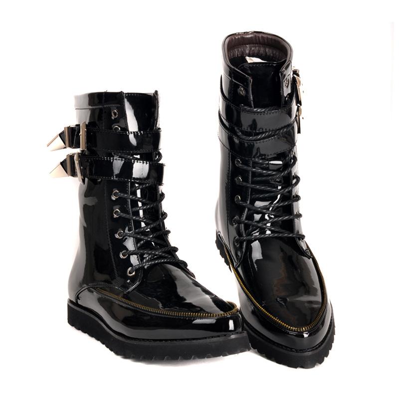 Boots Punk Rock Rock Roll Boots Punk