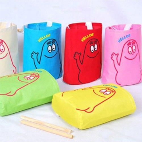 Cute Hang Up Wall Storage Bag Decorative Hang Stuff Storage Organizer Colors(China (Mainland))