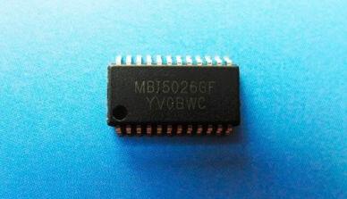 Free shiping 5PCS MBI5026, MBI5026GF, 16-ch LED Constant Driver(China (Mainland))