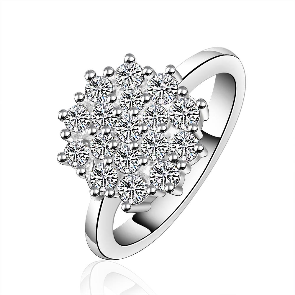 Кольцо Romacci 925 CZ aneis Forlove R1104 silver 925 ring кольцо myth mode r 2013122402 cz r 2013122402