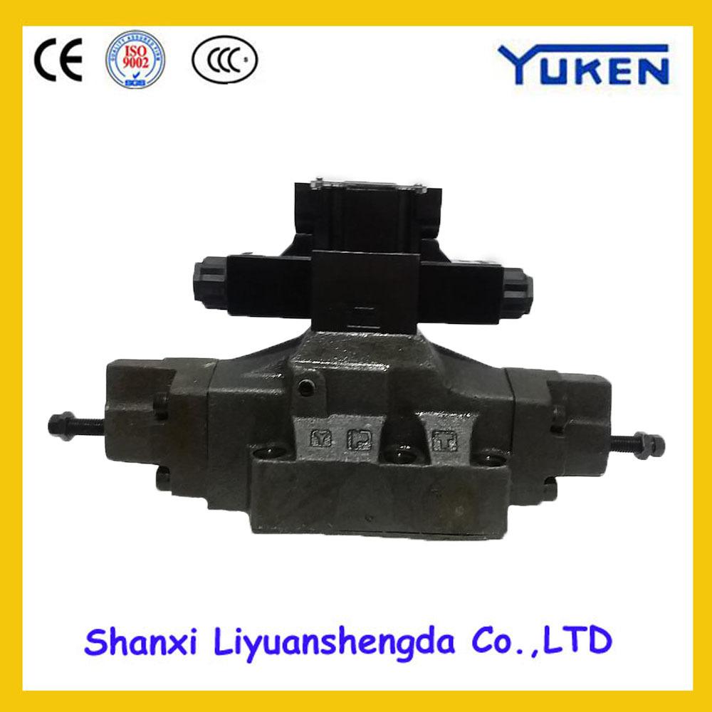 Relief Valves Reversing Equalizing Flow Check Solenoid Hydraulic Yuken Casting Directional Valve(China (Mainland))