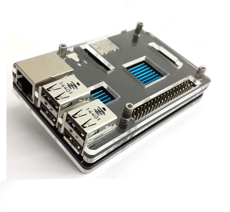 Электронные запчасти Raspberry pi Pi b + b LCD 3.2 /3,5 RAS-PI2-CASE электронные запчасти diy pi b b