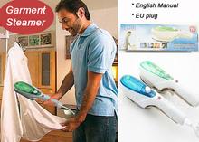 Portable Travel Garment Steamer, Handheld Clothes Steam Iron Machine Steam Brush Mini Hanging Household Cleaner   (China (Mainland))