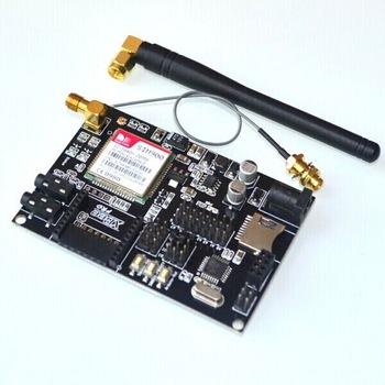 SIM900 GSM/GPRS module development board GBoard integrated learning board Free Shipping(China (Mainland))