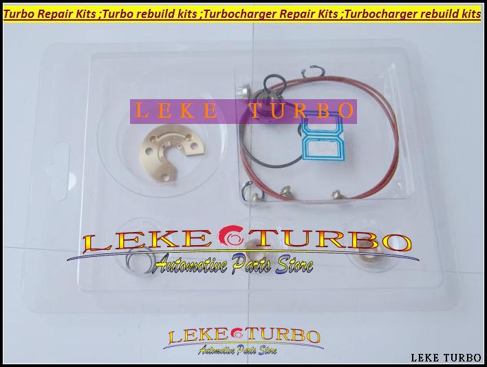 Turbocharger Turbo Repair Kits rebuild kits GT25 700716-5009S 700716 For ISUZU NPR NQR GMC Truck 1997-04 4HE1 4HE1-TC 4.8L 165HP(China (Mainland))