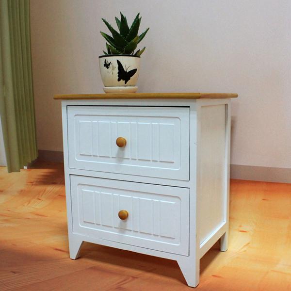 Chevet casiers bois blanc simple en bois chambre meuble d for Meuble bois tiroirs casiers