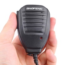 Baofeng Radio Speaker walkie talkie Handheld Microphone Speaker MIC for two way radio BF-888S UV-5R UV-5RA UV-5RB UV-5RC UV-5RE
