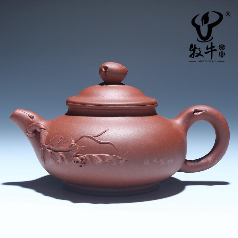 Modern Yixing Teapots Modern Art Yixing Teapot Ore