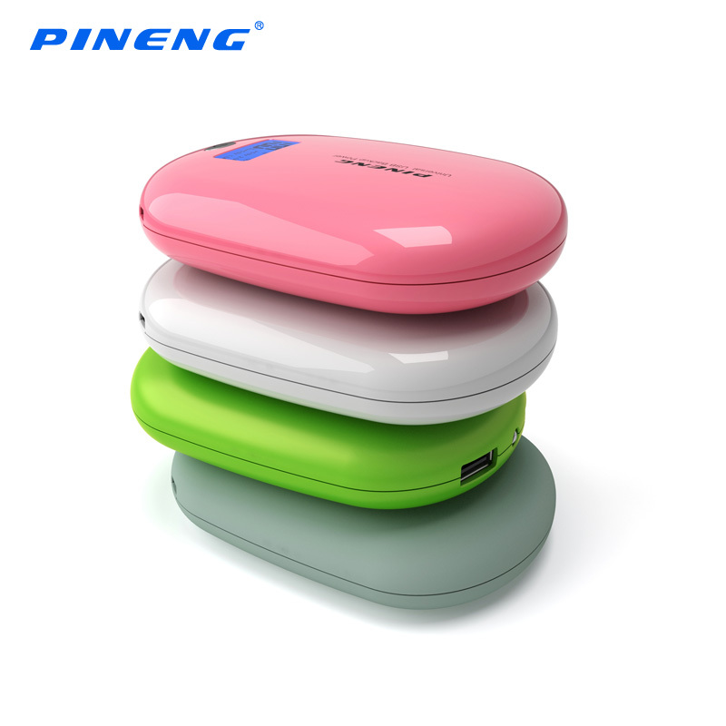 Зарядное устройство 100% PINENG 10000mAh pn/938 LED Dual USB PN938 цены онлайн