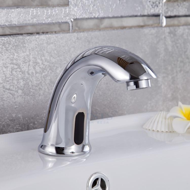 Aliexpresscom Compre Torneira Automática Eletrônica com Sensor para Banheir -> Torneira Para Pia De Banheiro Automatica