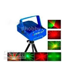 sound mode) D09 MINI Disco Laser Light - Three Colours Twinkling Star stage lighting(with