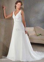 Sexy Bride Wedding Dresses Strapless Wedding Dresses Spaghett Best selling! Custom-Made New style